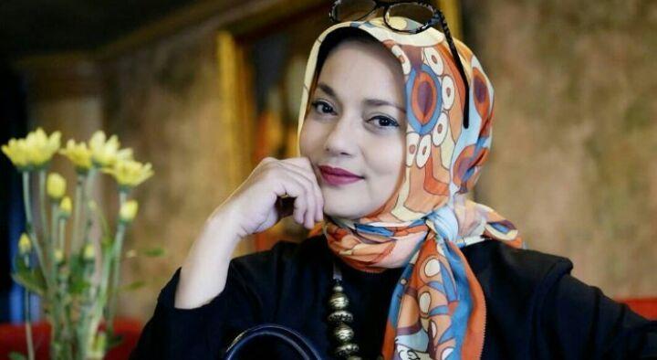 Cerita Marissa Haque Bertemu Warga Muslim di Kamboja
