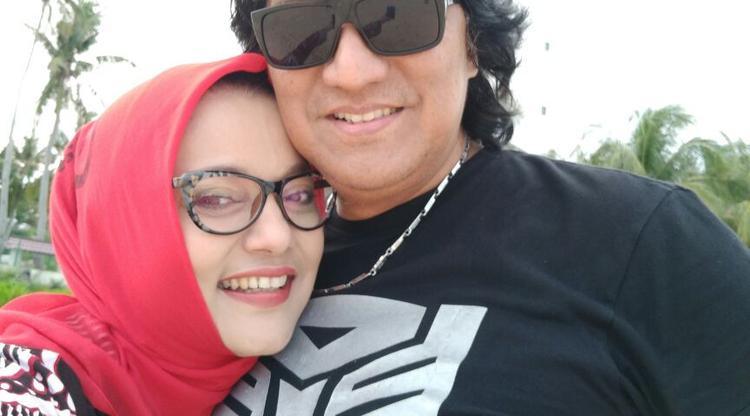 Ke Luar Kota, Marissa Haque dan Ikang Fawzi Temukan Momen Romantis