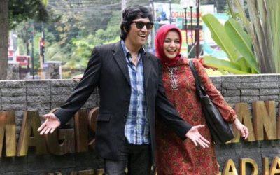 Marissa Haque Duet Lagi Bareng Ikang Fawzi